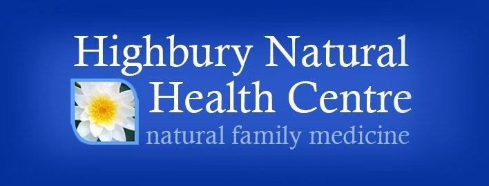 highbury natural health centre business logo