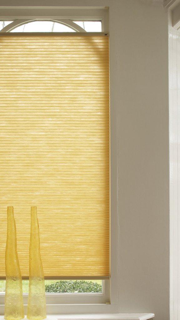 light coloured blinds