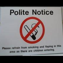 polite signs