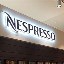Shop name board