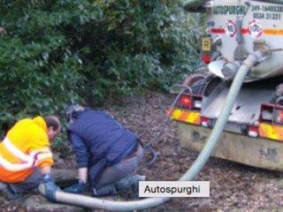 Autospurghi Venturi Raffaele sgorgo pozzi neri