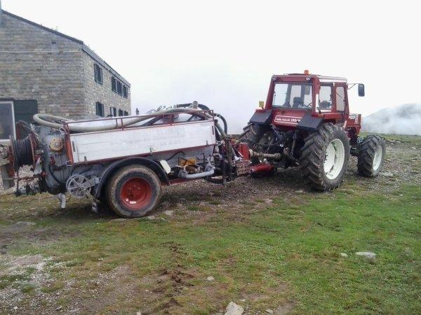 trattore carrobotte