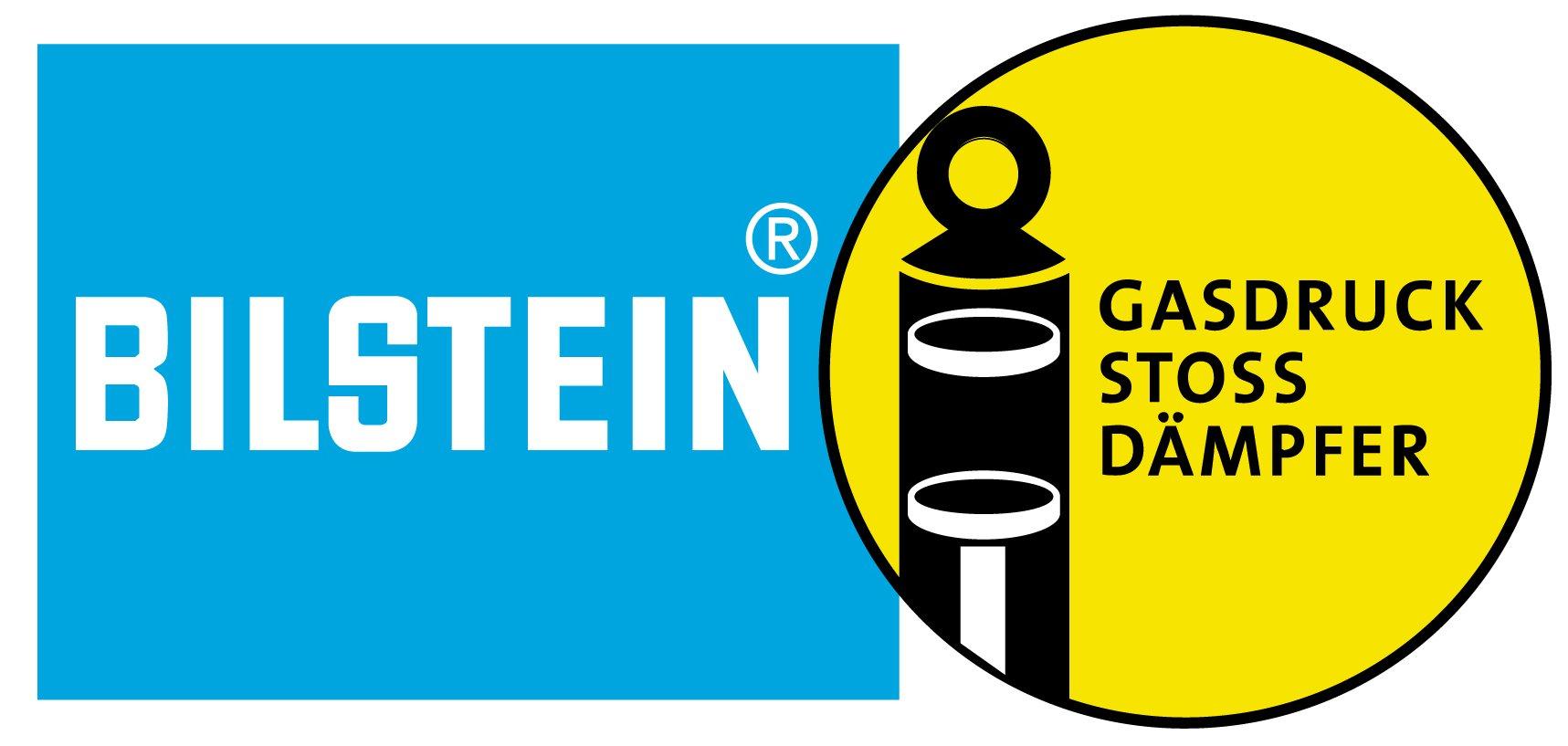 i loghi Bilstein e Gasdruck Stoss Dampfer
