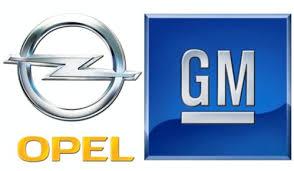 loghi Opel e GM