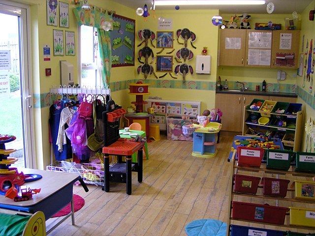 playschool interior