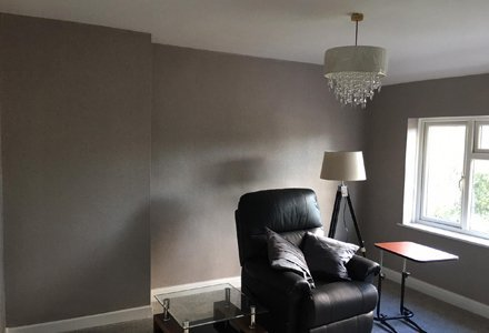 Interior home renovations