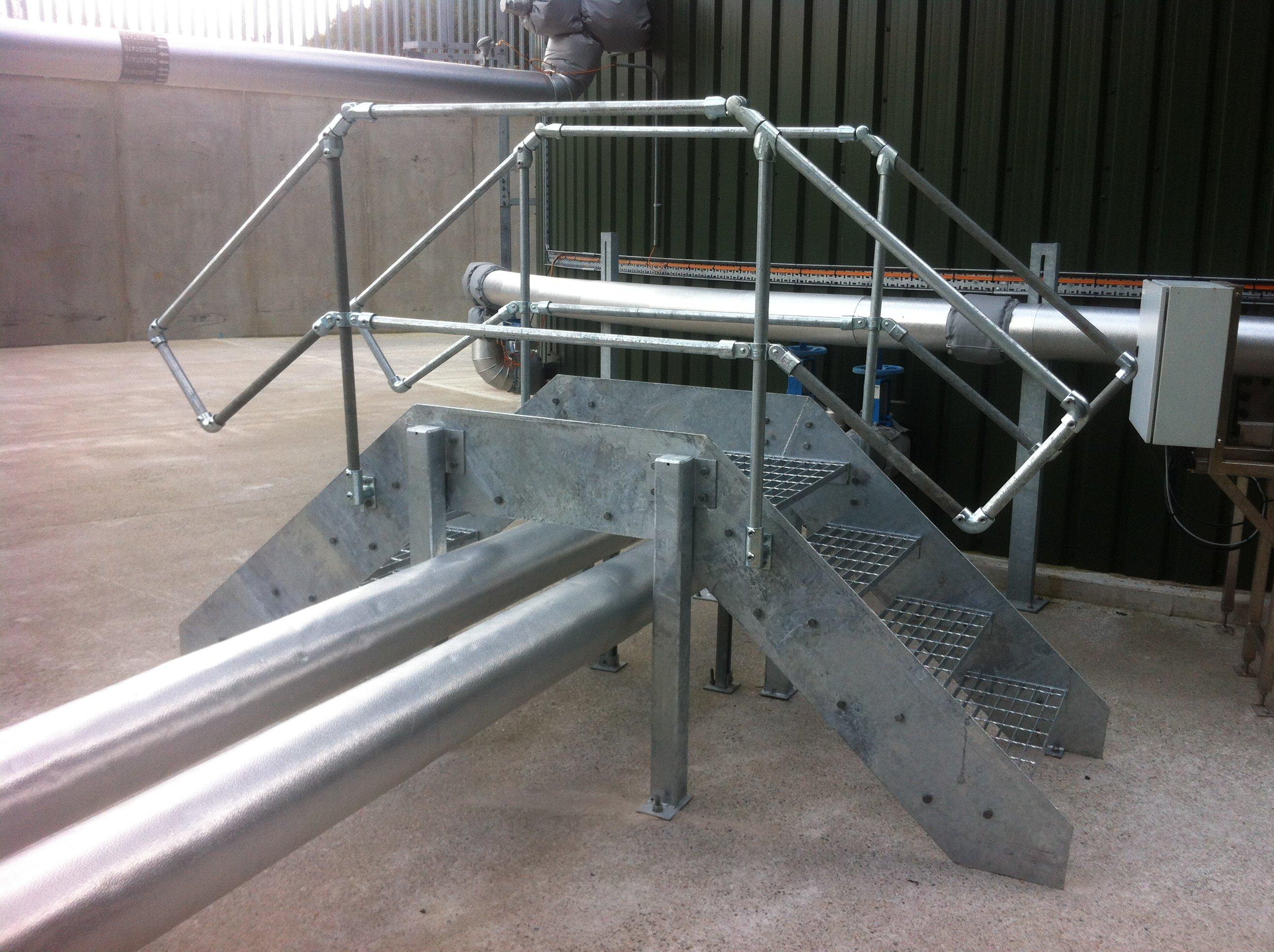 Grp Fibreglass And Steel Fabrications Gallery