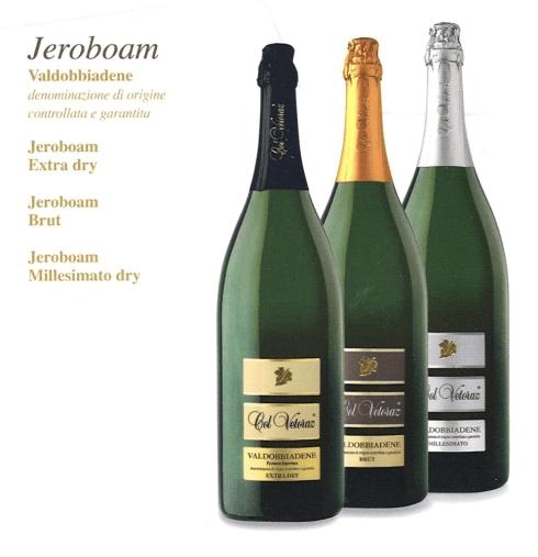 Jeroboam 3 lt.