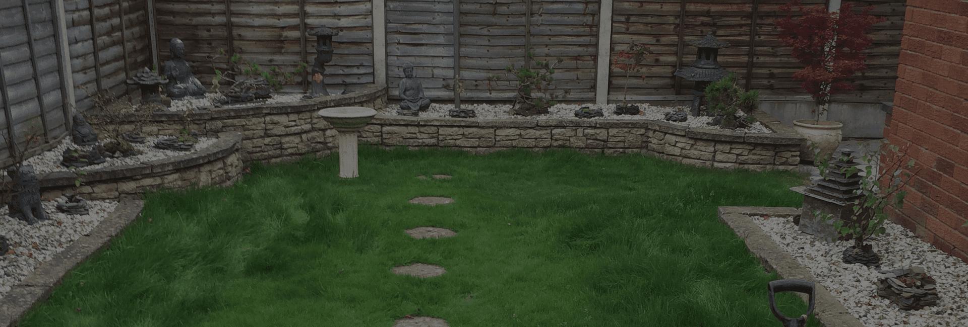 attractive garden design