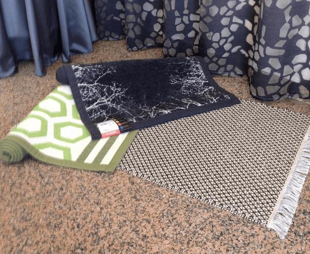 diverse tipologie di tappeti