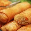 cucina cinese, involtini con verdure, involtini