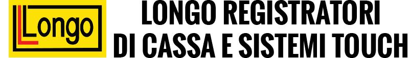 LONGO REGISTRATORI DI CASSA E SISTEMI TOUCH - LOGO