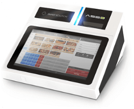 un registratore di cassa digitale
