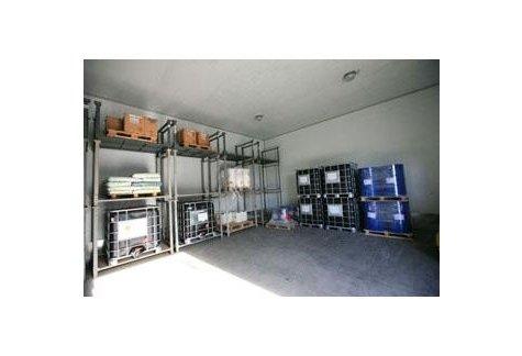 panoramica cella frigo
