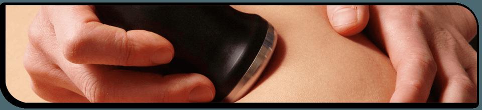 massaggi a ultrasuoni
