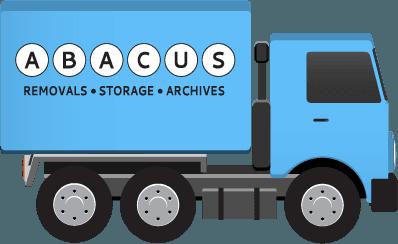 Abacus Removal van