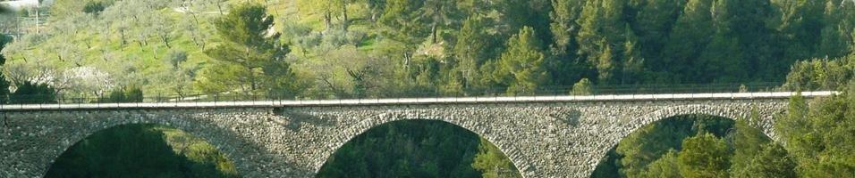 Eisenbahn Spoleto-Norcia