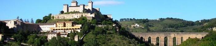 Itinerari turistici Spoleto
