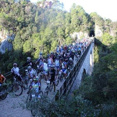 Itinerario Ex Ferrovia Spoleto Norcia