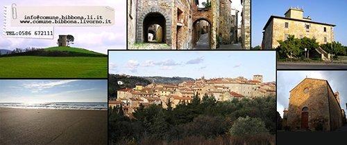 Livorno e Bibbona