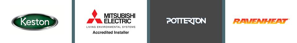 We service and repair logos