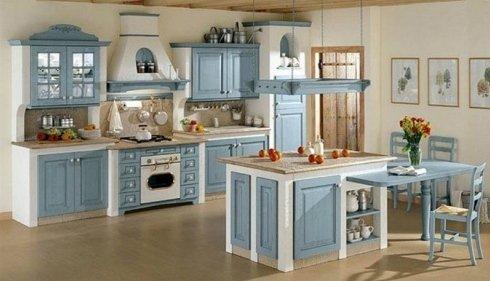 bellissima cucina classica