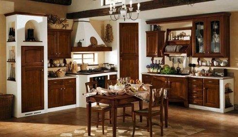 stupenda cucina classica
