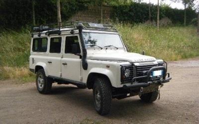 fuoristrada Land Rover