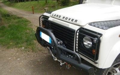 muso Land Rover