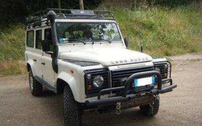 Land Rover fuoristrada