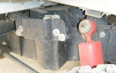 sospensioni Land Rover