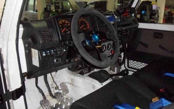 volante Suzuki