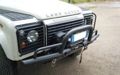 Land Rover strada