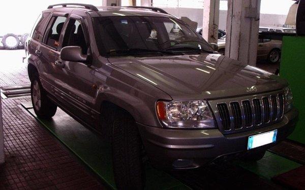 auto Cherokee