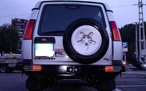ruota Land Rover