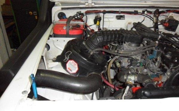 motore auto cross