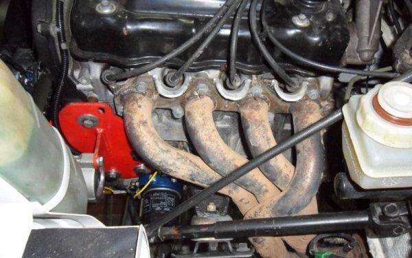 motore fuoristrada