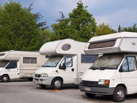 centraline camper