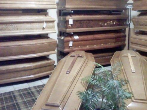 Decorazioni funerarie, addobbi funebri, arte funeraria