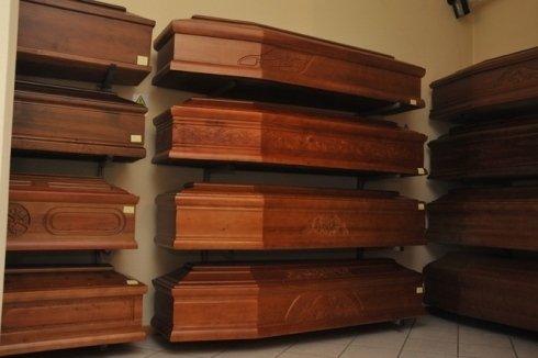 Impresa funebre, pompe funebri, tumulazioni
