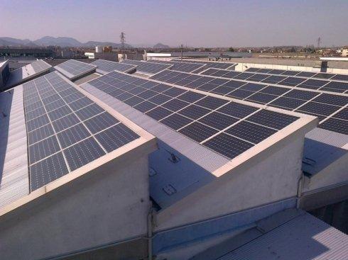 coperture pannelli solari