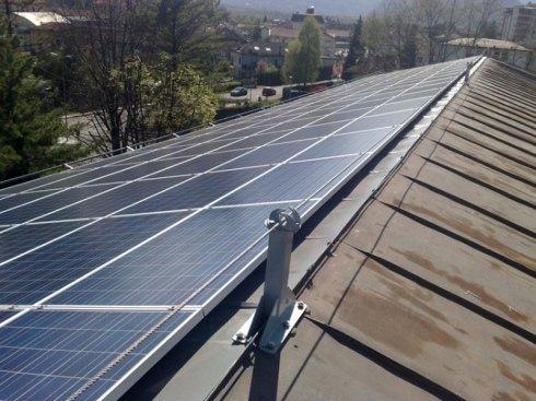 copertura pannelli solari