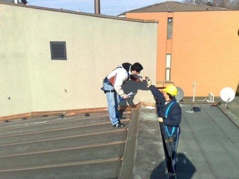 manutenzioni tetti