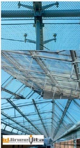 reti di protezione coperture