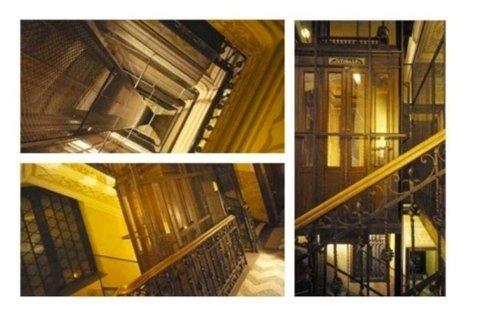 ascensori stile classico ad uso residenziale