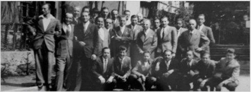 codebò foto storica soci fondatori