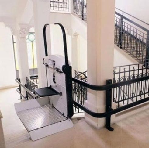 servo scale con piattaforma di trasporto