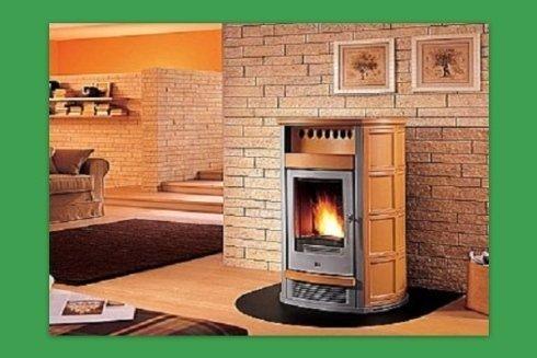 Installare stufe a pellet e termocamini permette una ottimizzazione del riscaldamente di tutto la casa.