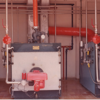 centrali termiche industrie