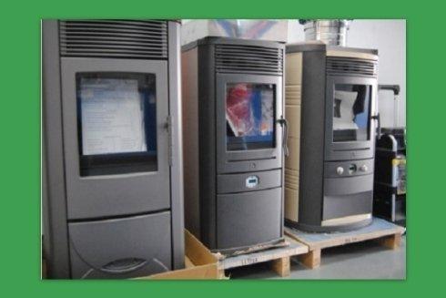 La ditta Idroterm vende ed installa stufe a pellet, capaci di un grande rendimento energetico.
